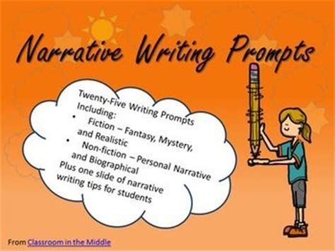Writing Great Narrative Essays - A Research Guide for Students